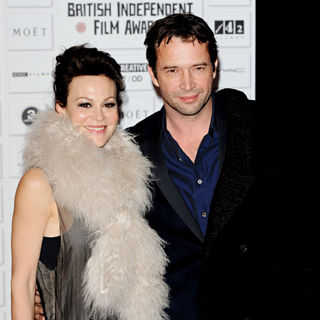 Helen McCrory, James Purefoy in The British Independent Film Awards 2010 - Arrivals