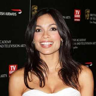 Rosario Dawson in BAFTA Los Angeles 2010 Britannia Awards