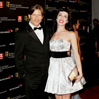 Crispin Glover, Stevie Ryan in BAFTA Los Angeles 2010 Britannia Awards