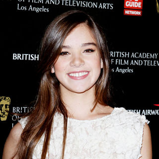 Hailee Steinfeld in BAFTA Los Angeles 2010 Britannia Awards