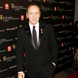 Kevin Spacey in BAFTA Los Angeles 2010 Britannia Awards