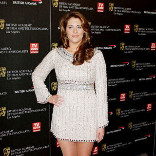 Kirsten Lea in BAFTA Los Angeles 2010 Britannia Awards