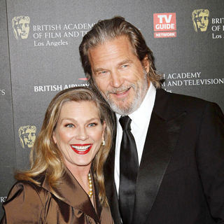 Dorothy Dean Bridges, Jeff Bridges in BAFTA Los Angeles 2010 Britannia Awards