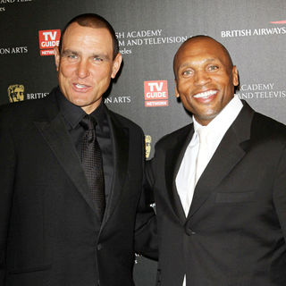 Vinnie Jones, Mark Rhino Smith in BAFTA Los Angeles 2010 Britannia Awards