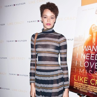 The New York Premiere of Like Crazy