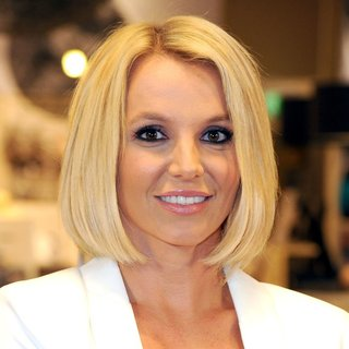 Britney Spears - Britney Spears Promoting Her Lingerie Line Intimate Collection