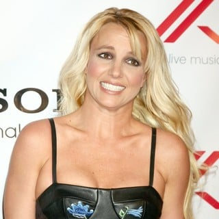 Britney Spears - The X Factor 2012 Final Four Party