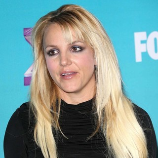 Britney Spears in FOX's The X Factor Finalists Party - Arrivals