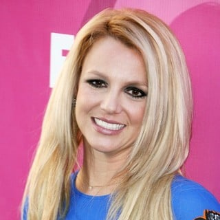 Britney Spears in The X Factor Season Two Premiere Screening and Handprint Ceremony