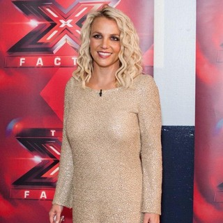 Britney Spears in X Factor Auditions - Arrivals