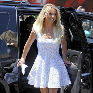 Britney Spears in Auditions for Season 2 of The U.S. Version of X Factor