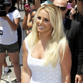 Britney Spears - Auditions for Season 2 of The U.S. Version of X Factor