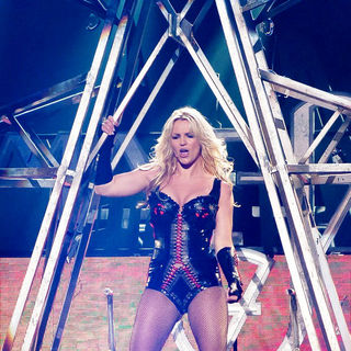 "Britney Spears in ""Good Morning America"" Concert Taping"
