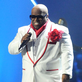 Cee-Lo in The BRIT Awards 2011 - Inside