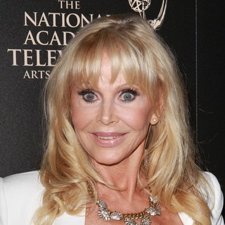 Britt Ekland in The 40th Annual Daytime Emmy Awards - Arrivals