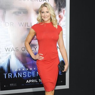 Los Angeles Premiere of Warner Bros. Pictures and Alcon Entertainment's Transcendence - brittany-daniel-premiere-transcendence-03