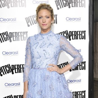 Brittany Snow in Los Angeles Premiere of Pitch Perfect