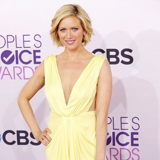 Brittany Snow in People's Choice Awards 2013 - Red Carpet Arrivals