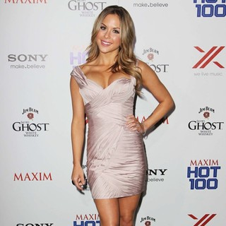 Brittney Palmer in The Maxim Hot 100 Party - Arrivals