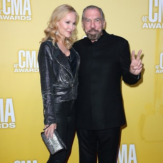 Eloise Broady, John Paul DeJoria in 46th Annual CMA Awards