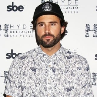 Brody Jenner-Brody Jenner at Hyde Bellagio