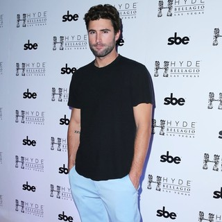 Brody Jenner in Brody Jenner Hosts Wild Bash