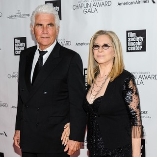 James Brolin, Barbra Streisand in 40th Anniversary Chaplin Award Gala Honoring Barbra Streisand