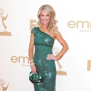 Brooke Anderson in The 63rd Primetime Emmy Awards - Arrivals