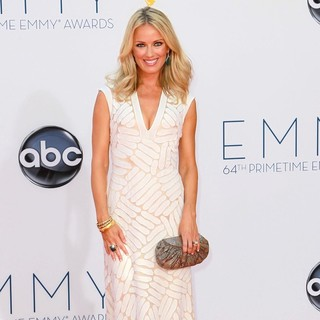Brooke Anderson in 64th Annual Primetime Emmy Awards - Arrivals