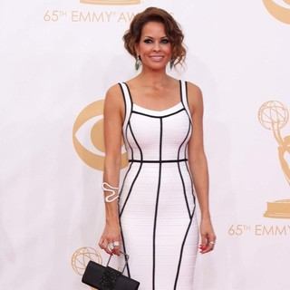 Brooke Burke in 65th Annual Primetime Emmy Awards - Arrivals