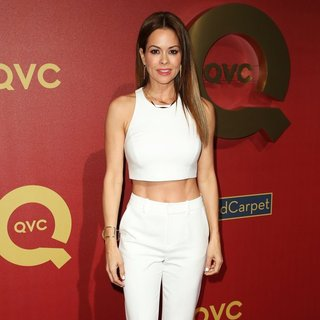 Brooke Burke in QVC Red Carpet Style Pre-Oscar Cocktail Party