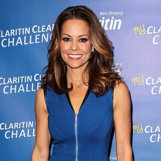 Brooke Burke in Brooke Burke at The Screening of Her Claritin Video Short