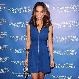 Brooke Burke at The Screening of Her Claritin Video Short