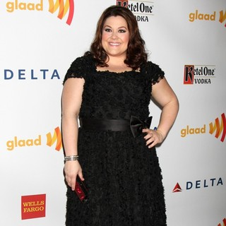 Brooke Elliott in The 23rd Annual GLAAD Media Awards