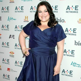 Brooke Elliott in A and E Television Networks 2011 Upfront - Arrivals
