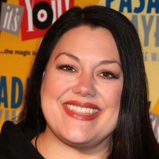 Brooke Elliott in The Opening Night of Baby It's You