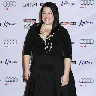 Brooke Elliott in Hollywood Reporter's Annual Women in Entertainment Breakfast
