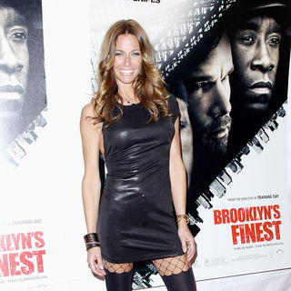 Kelly Bensimon in New York Premiere of 'Brooklyn's Finest'