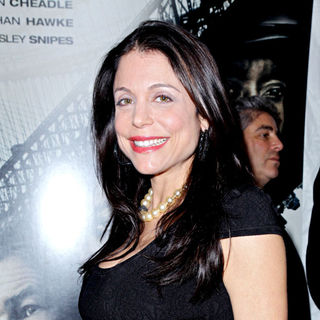 Bethenny Frankel in New York Premiere of 'Brooklyn's Finest'
