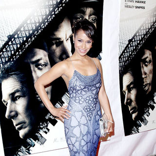 Shannon Kane in New York Premiere of 'Brooklyn's Finest'
