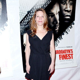 Lili Taylor in New York Premiere of 'Brooklyn's Finest'