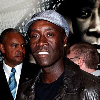 Don Cheadle in New York Premiere of 'Brooklyn's Finest'