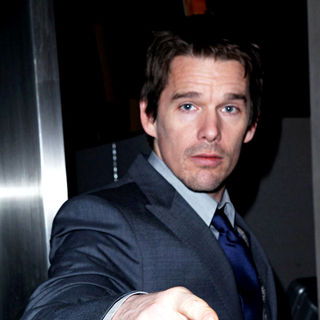 Ethan Hawke in New York Premiere of 'Brooklyn's Finest'