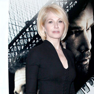 Ellen Barkin in New York Premiere of 'Brooklyn's Finest'