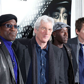 Richard Gere, Wesley Snipes, Don Cheadle, Ethan Hawke in New York Premiere of 'Brooklyn's Finest'