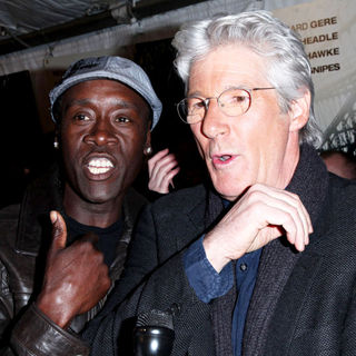 Don Cheadle, Richard Gere in New York Premiere of 'Brooklyn's Finest'