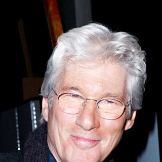 Richard Gere in New York Premiere of 'Brooklyn's Finest'
