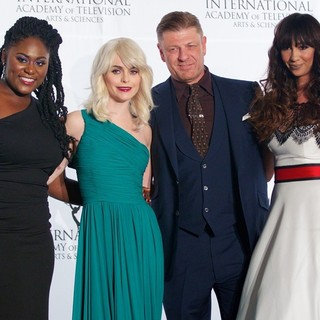 Danielle Brooks, Taryn Manning, Sean Bean, Jackie Cruz in 41st International Emmy Awards