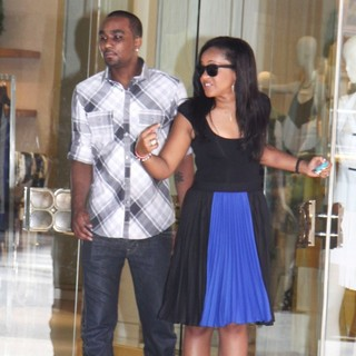 Nick Gordon, Bobbi Kristina Brown in Shoot Scenes for Reality Show