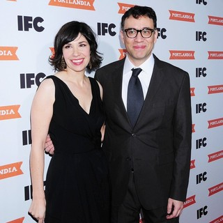Carrie Brownstein, Fred Armisen in The Special Screening of Portlandia